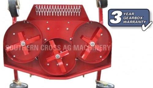 6ft Mulching Mower