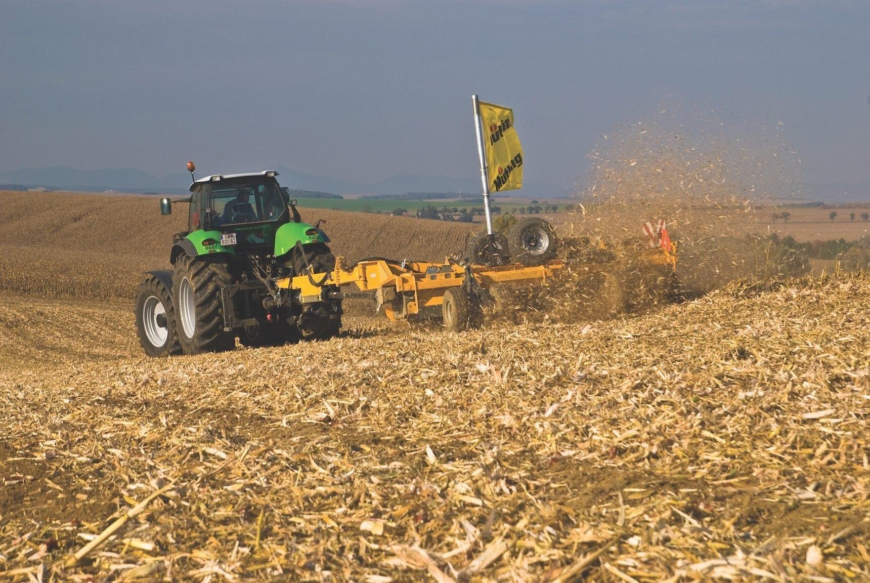 MU-Farmer 420 Flail Mower