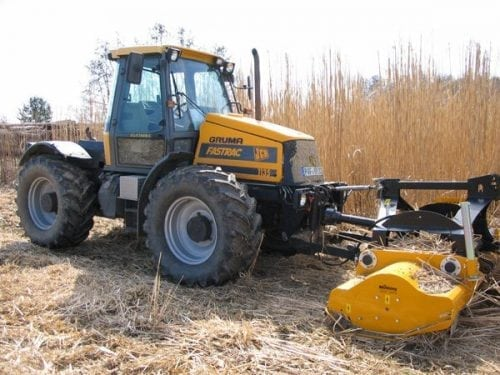 Muthing MU-M Flail Mower - Dry Grass
