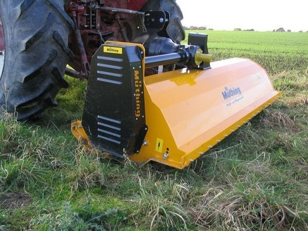 MU-Ecotop Flail Mowers gallery