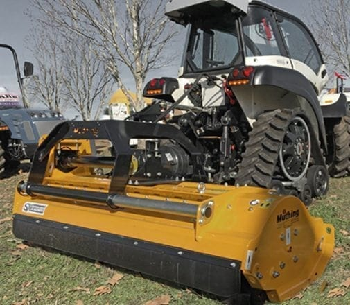 Muthing Flail Mower Mulchers
