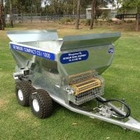 the 1000 mini spreader