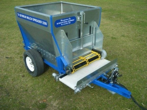 the seymour mulch spreader 2200