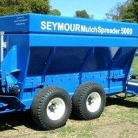 the seymour mulch spreader 5000