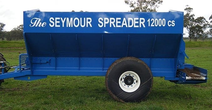 seymour spreader