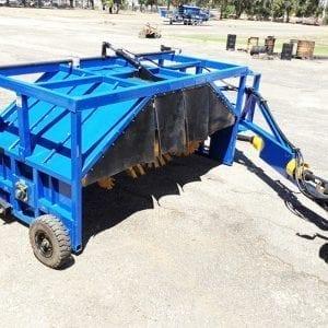 True Blue compost turners