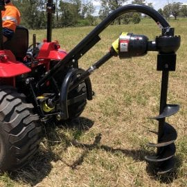 3 Point Linkage Post Hole Digger
