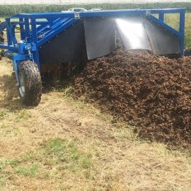 True Blue Compost Turner