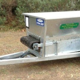 Seymour K-Form L/P Spreader 1500