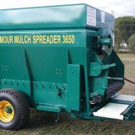 Seymour Mulch Spreader 3650