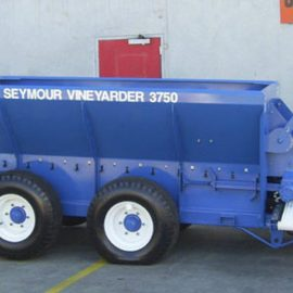 Vineyard Spreader | The Seymour Vineyarder