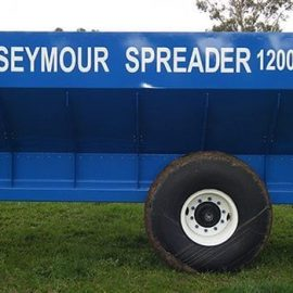 Seymour Spreader Big Volume 12000