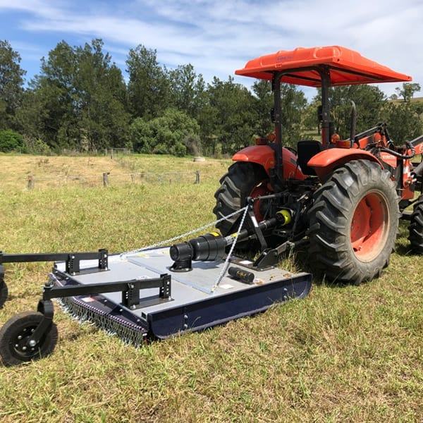 SXM Galvanised Tractor Slasher