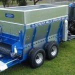 Seymour Green Waste And Compost Spreader