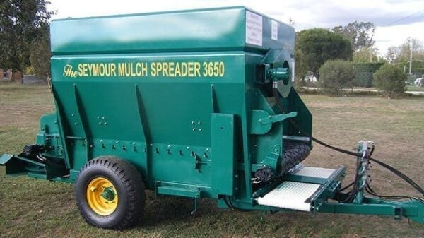 Seymour Mulch Spreader 3650