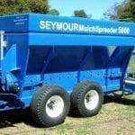 Seymour Mulch Spreader 5000