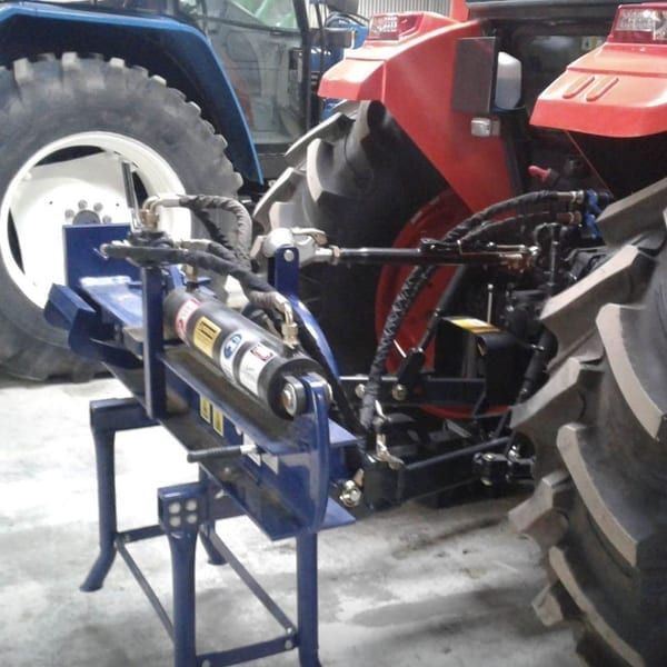 3 pt linkage log splitter